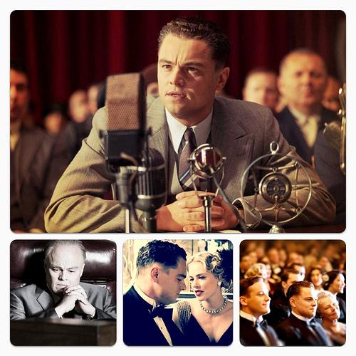 Leonardo Di Caprio, Armie Hammer, Judi Dench